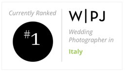 best wedding photographers in Rome and Italy in the WPJA ranking an American association that brings together the best wedding photojournalist and wedding reportage photographers in the world