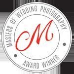italy wedding photographer award winner as Masters of Wedding Photography