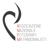 wedding photographer in italy member of ANFM national association of wedding photographers